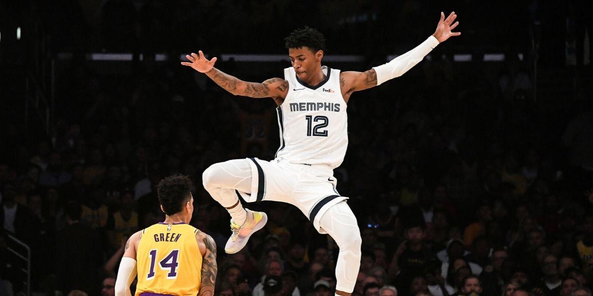 novatos de la NBA