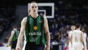Klement Prepelic abandona el vínculo con el Real Madrid y ficha por el Valencia Basket