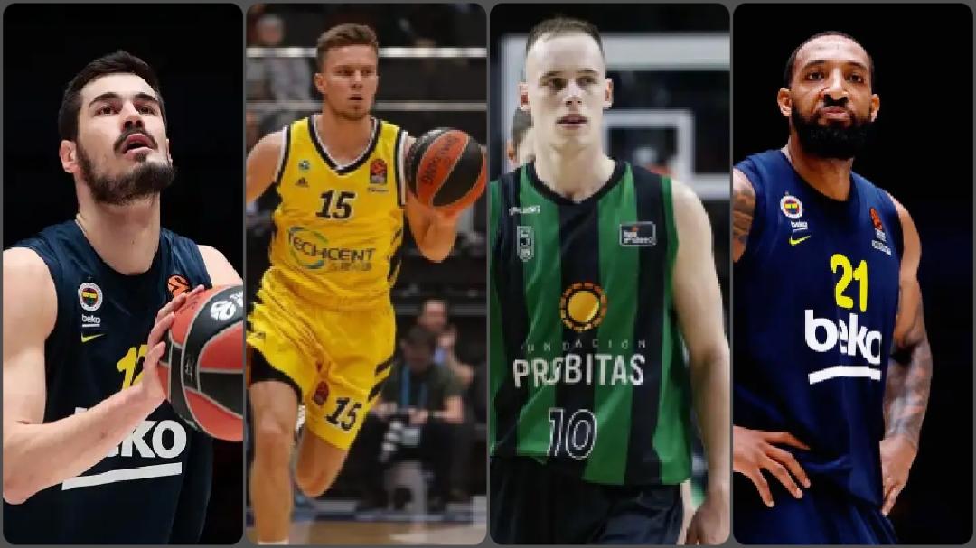 Estos son los fichajes del Valencia Basket de cara a la próxima temporada