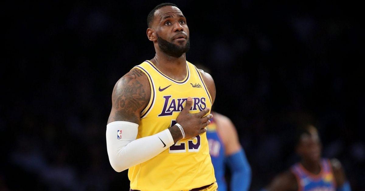 LeBron James busca 3 marcas