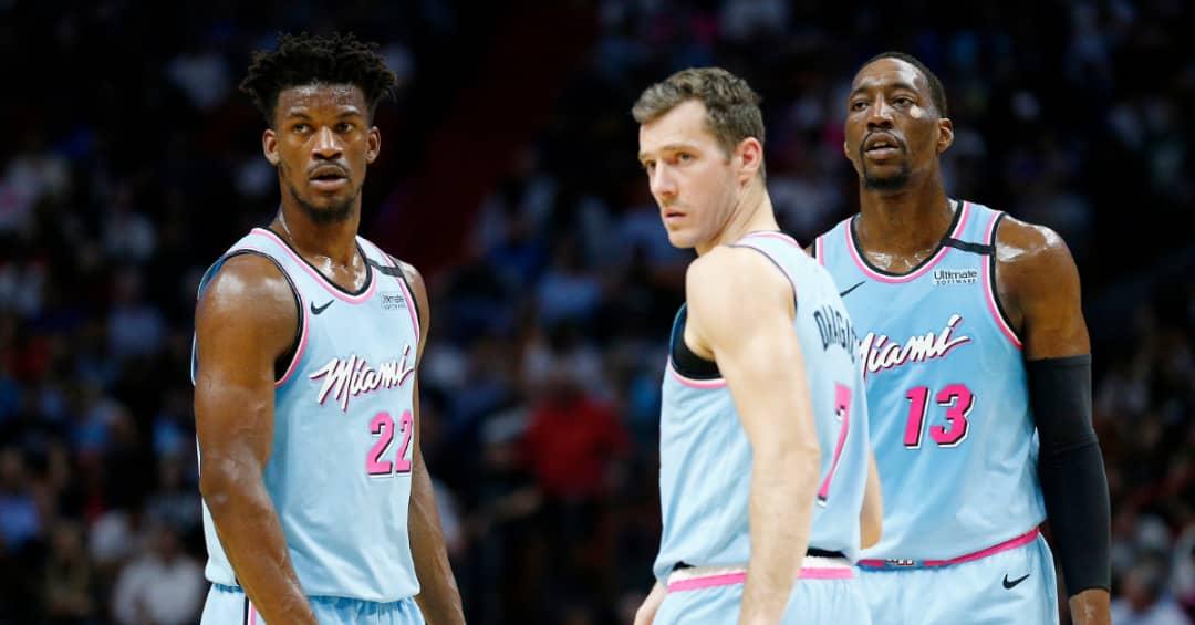 Los Heat de Miami se vuelven un hospital andante en las finales de NBA