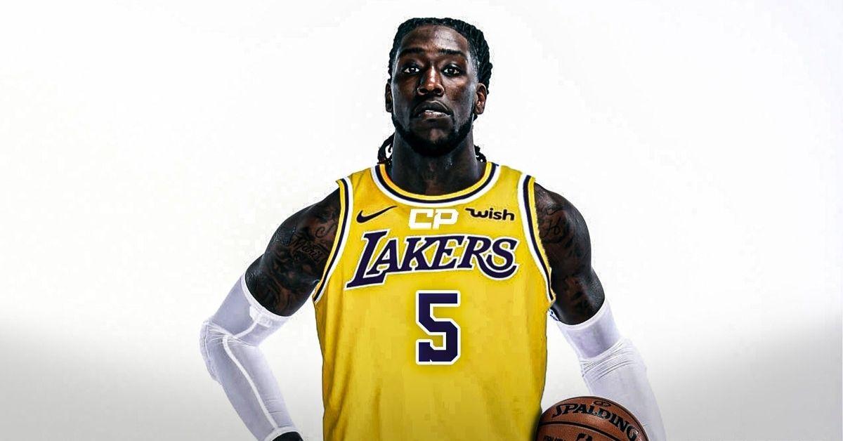 Montrezl Harrel llega a los Lakers.