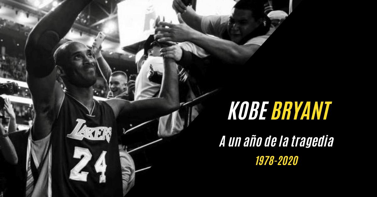 Kobe Bryant se despide