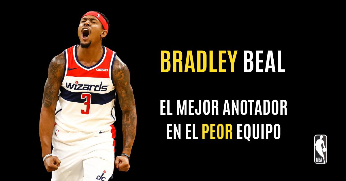 Bradley Beal de los Wizards