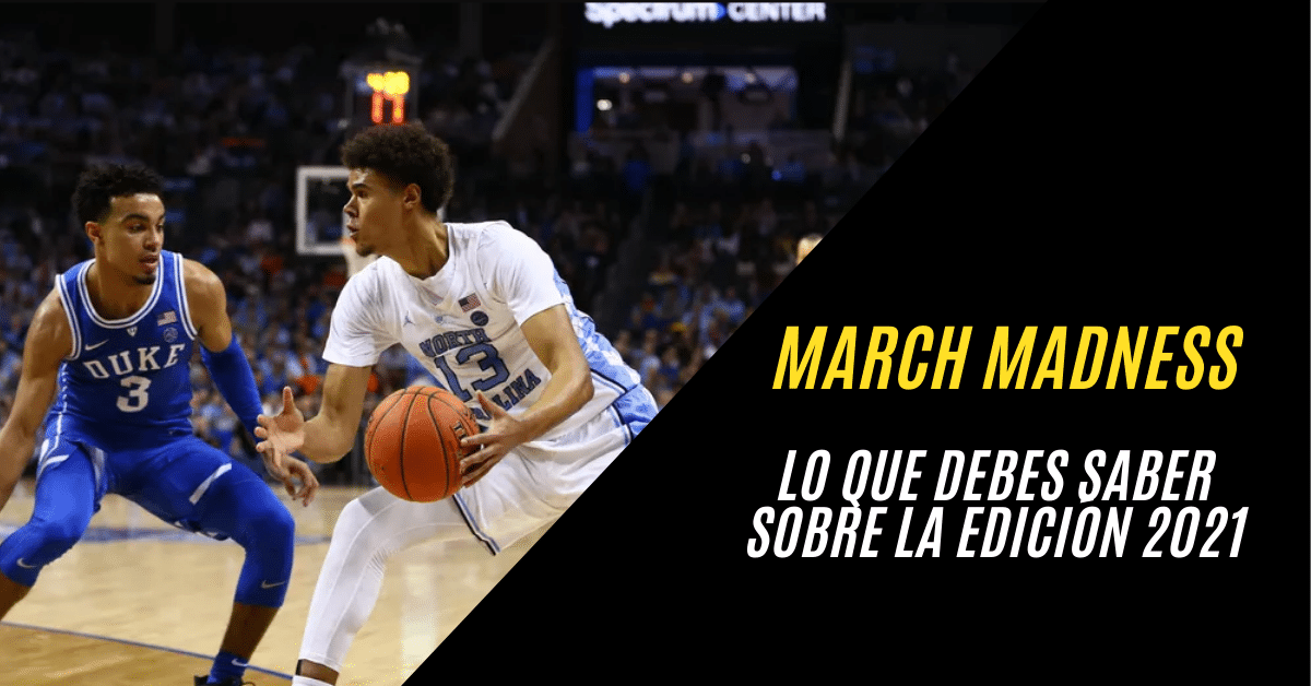 March Madness: torneo colegial