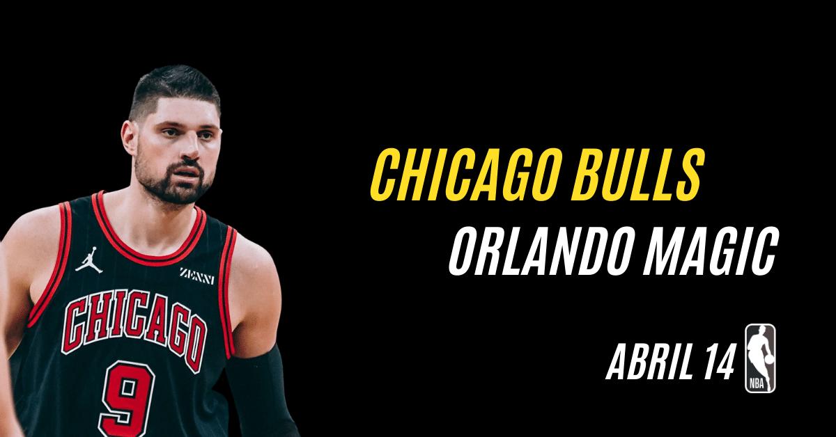 Nikola Vučević Bulls