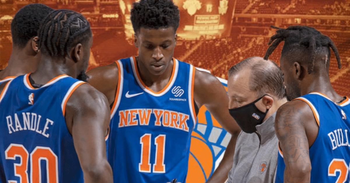 Julius Randle y los Knicks hacen respetar su feudo.