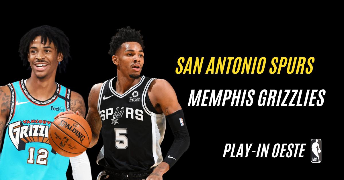 Spurs de San Antonio vs Grizzlies de Memphis