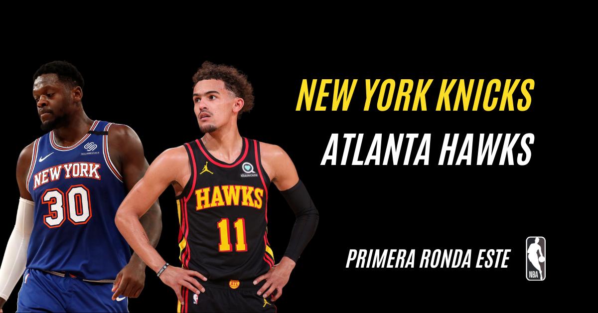 Hawks vs Knicks 2021