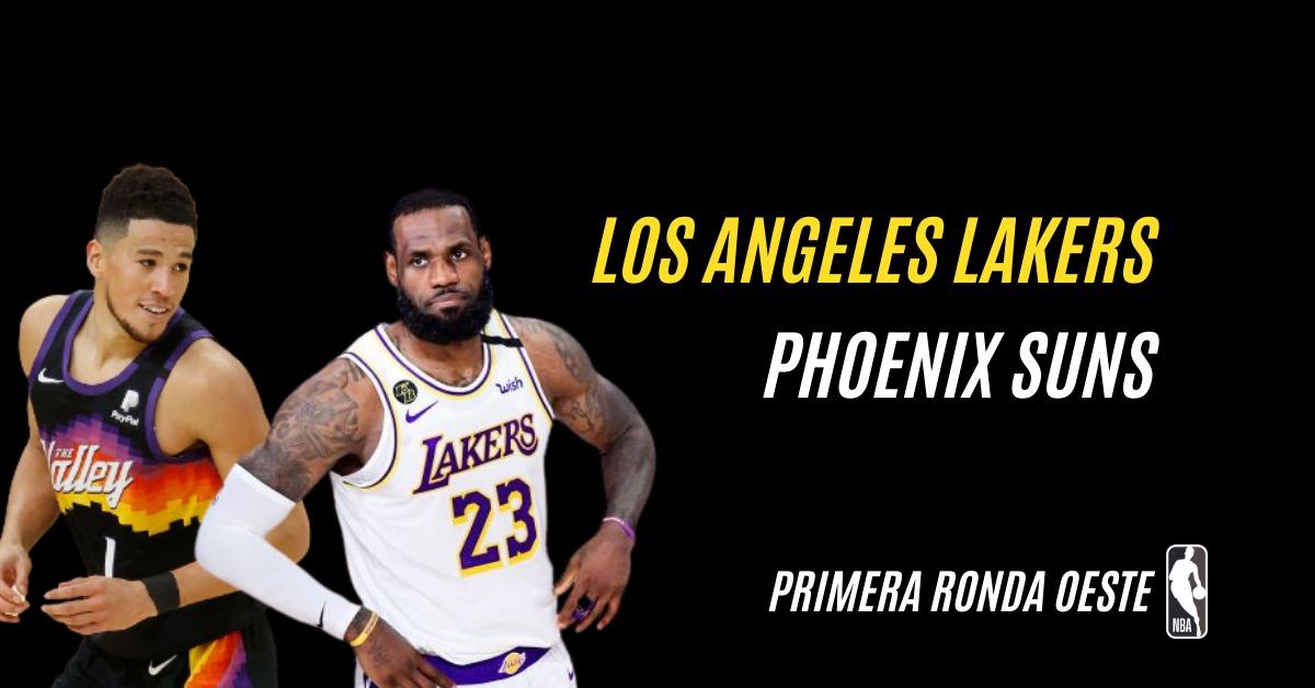 Phoenix Suns vs LA Lakers 2021