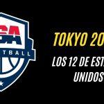 Team USA 2020: estos son los 12 integrantes anunciados