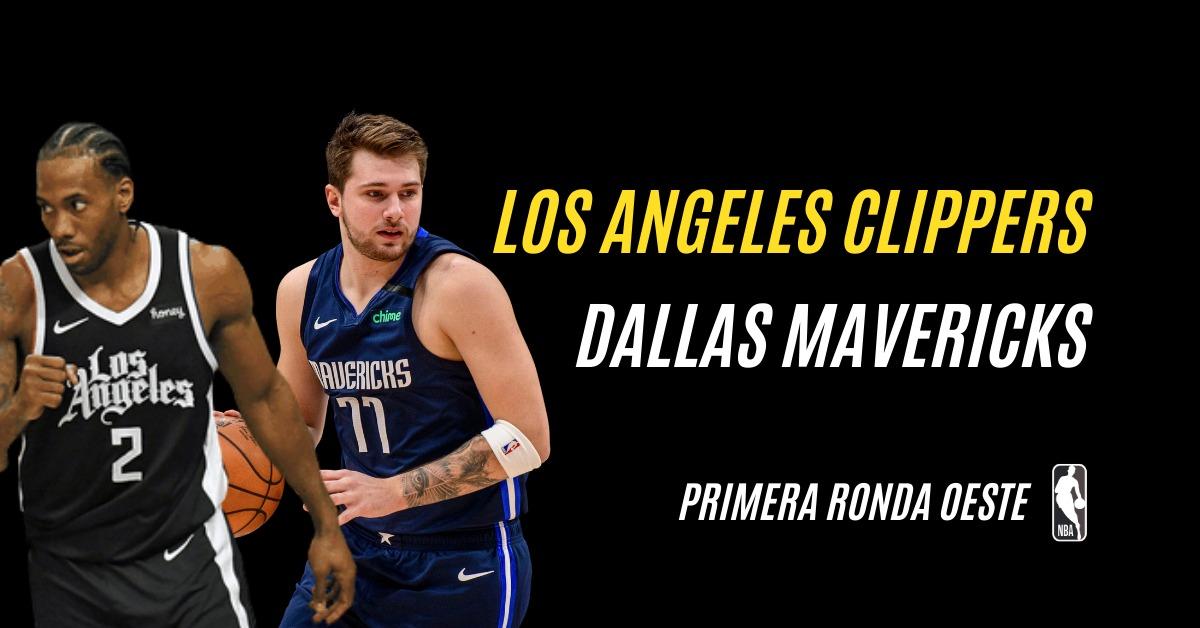 Clippers vs Mavericks 2021